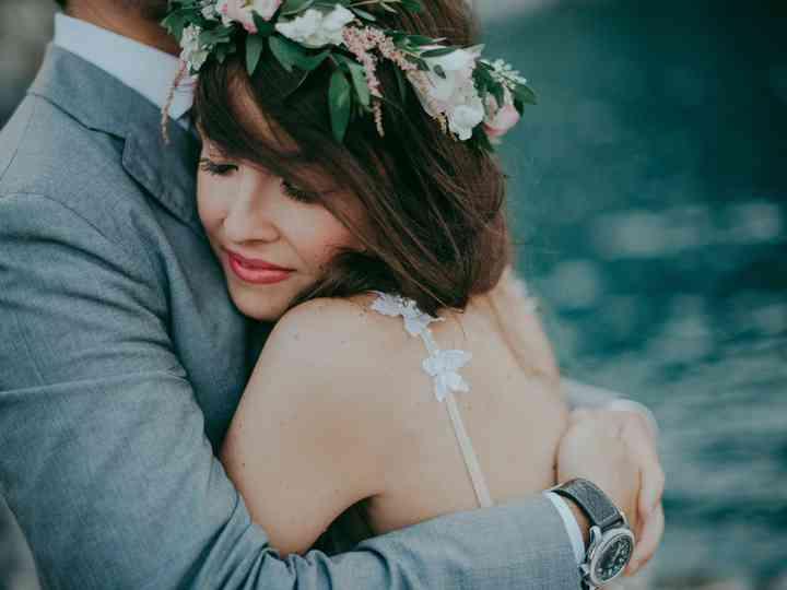 le nozze di Ilaria e Giodano