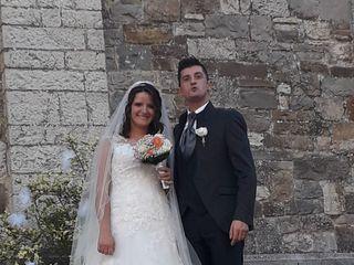 Le nozze di Vanessa e Simone 1