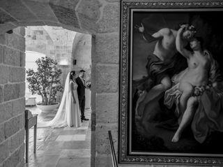 Le nozze di Francesco e Rosalinda