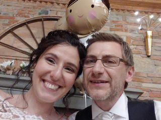 Le nozze di Mariangela  e Alberto
