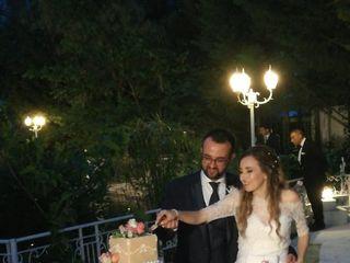 Le nozze di Ernesto e Vanessa 1