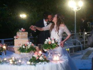 Le nozze di Ernesto e Vanessa