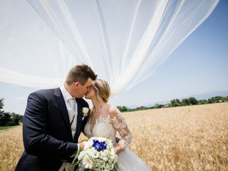 Le nozze di Enrico e Grace