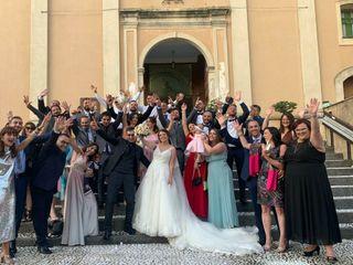 Le nozze di Umberto e Lucia
