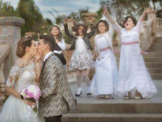 Le nozze di Andrea e Vincenzo 1