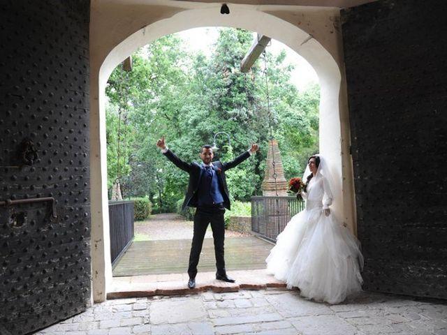 Il matrimonio di Stefano e Sara a Castelvetro di Modena, Modena 20