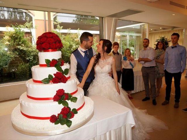 Il matrimonio di Stefano e Sara a Castelvetro di Modena, Modena 45