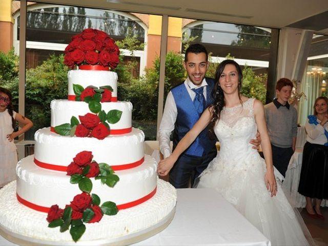 Il matrimonio di Stefano e Sara a Castelvetro di Modena, Modena 53