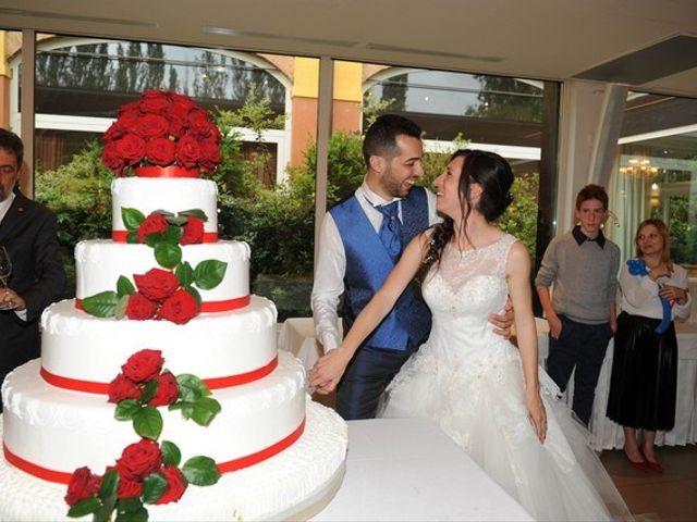 Il matrimonio di Stefano e Sara a Castelvetro di Modena, Modena 55