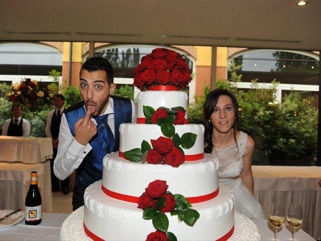 Il matrimonio di Stefano e Sara a Castelvetro di Modena, Modena 58