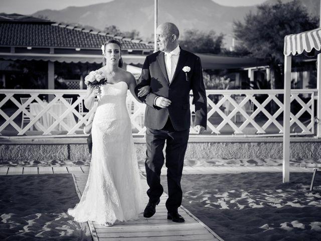 Il matrimonio di Andrea e Eleonora a Carrara, Massa Carrara 36