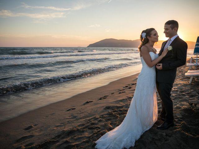 Il matrimonio di Andrea e Eleonora a Carrara, Massa Carrara 52
