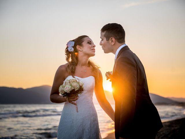 Il matrimonio di Andrea e Eleonora a Carrara, Massa Carrara 1