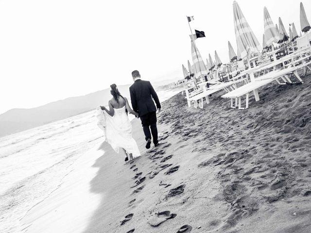 Il matrimonio di Andrea e Eleonora a Carrara, Massa Carrara 60