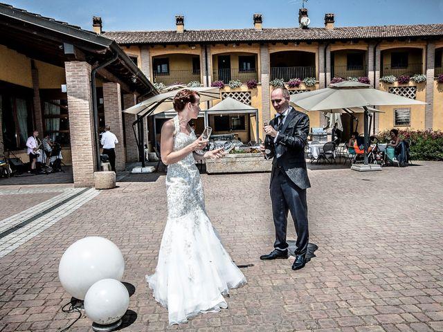 Il matrimonio di Luca e Elena a Crema, Cremona 2