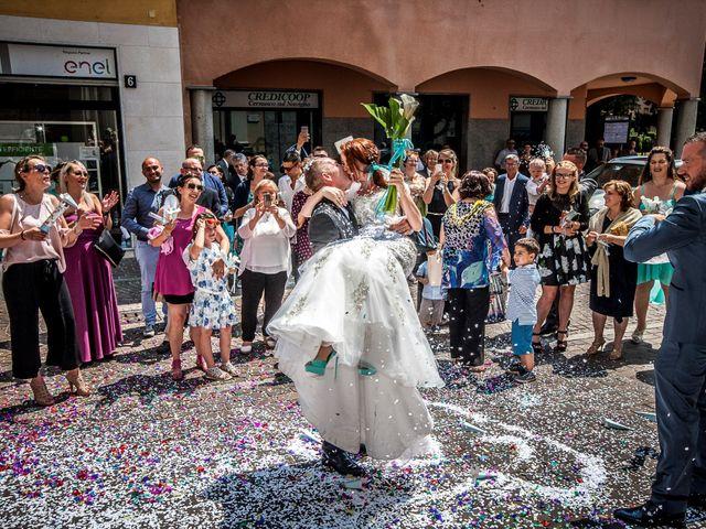 Il matrimonio di Luca e Elena a Crema, Cremona 12