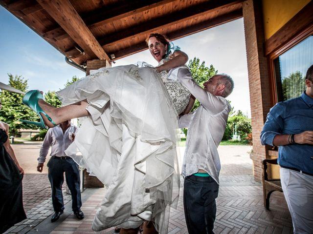 Il matrimonio di Luca e Elena a Crema, Cremona 14