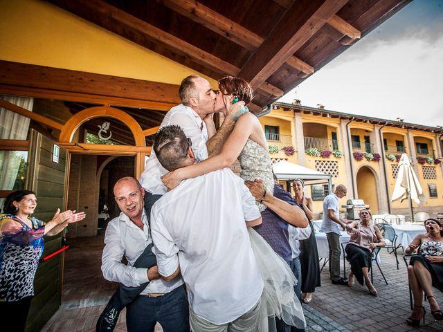 Il matrimonio di Luca e Elena a Crema, Cremona 15