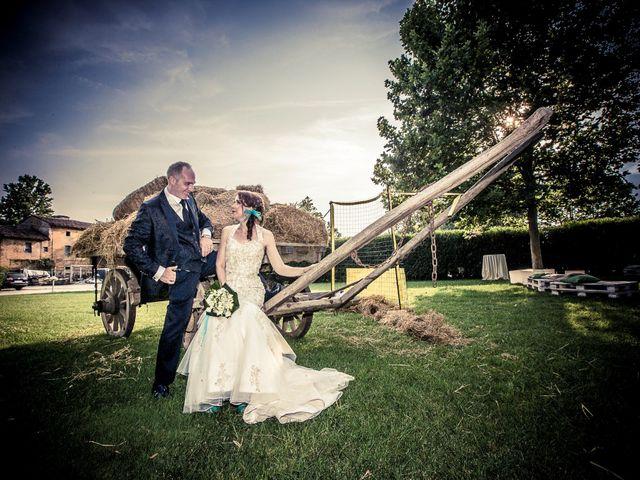 Il matrimonio di Luca e Elena a Crema, Cremona 16