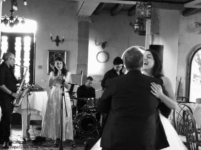 Il matrimonio di Silvio e Miriam a Gaeta, Latina 1