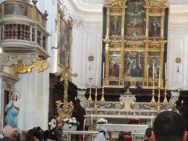 Il matrimonio di Silvio e Miriam a Gaeta, Latina 2