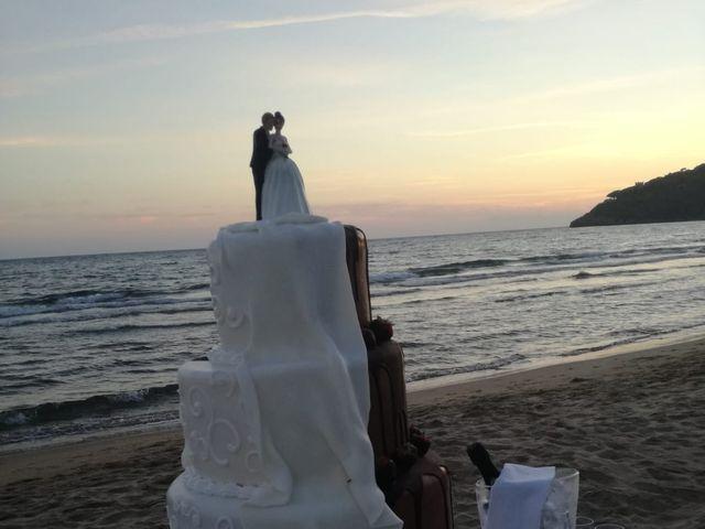 Il matrimonio di Silvio e Miriam a Gaeta, Latina 4