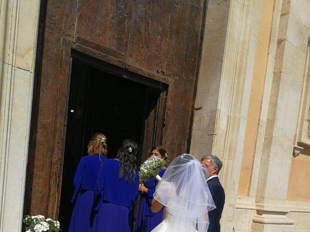Il matrimonio di Silvio e Miriam a Gaeta, Latina 5