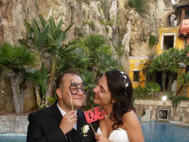 Il matrimonio di Silvio e Miriam a Gaeta, Latina 8