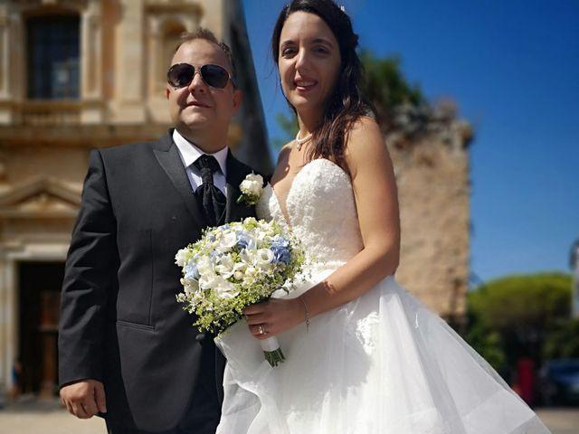 Il matrimonio di Silvio e Miriam a Gaeta, Latina 9