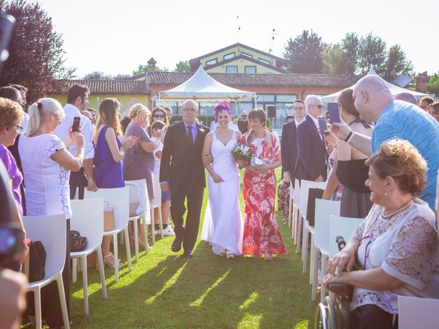 Il matrimonio di Alessandro e Patrizia a Cremona, Cremona 38