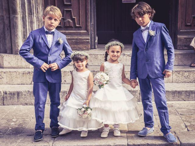 Il matrimonio di Giuseppe e Fabiola a Palermo, Palermo 17