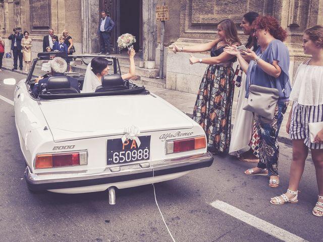 Il matrimonio di Giuseppe e Fabiola a Palermo, Palermo 19