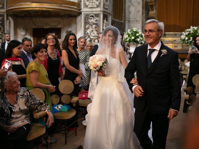 Il matrimonio di Giuseppe e Fabiola a Palermo, Palermo 21