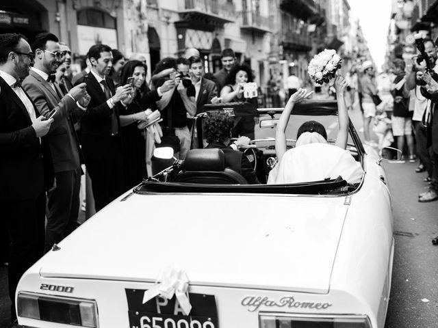 Il matrimonio di Giuseppe e Fabiola a Palermo, Palermo 28