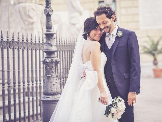 Il matrimonio di Giuseppe e Fabiola a Palermo, Palermo 32
