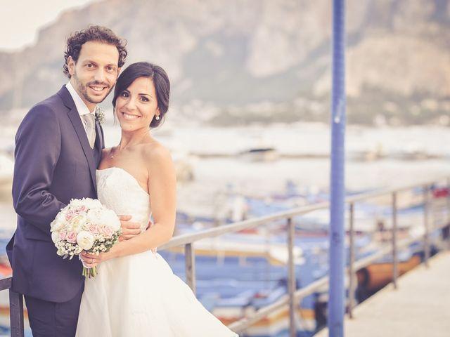 Il matrimonio di Giuseppe e Fabiola a Palermo, Palermo 34