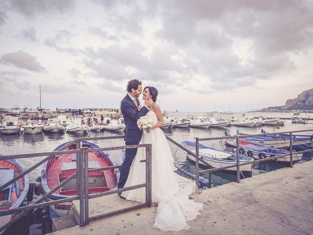Il matrimonio di Giuseppe e Fabiola a Palermo, Palermo 36