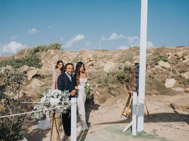 Il matrimonio di Jeff e Angela a Mazara del Vallo, Trapani 39