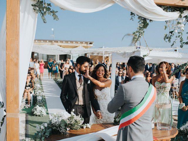 Il matrimonio di Jeff e Angela a Mazara del Vallo, Trapani 44