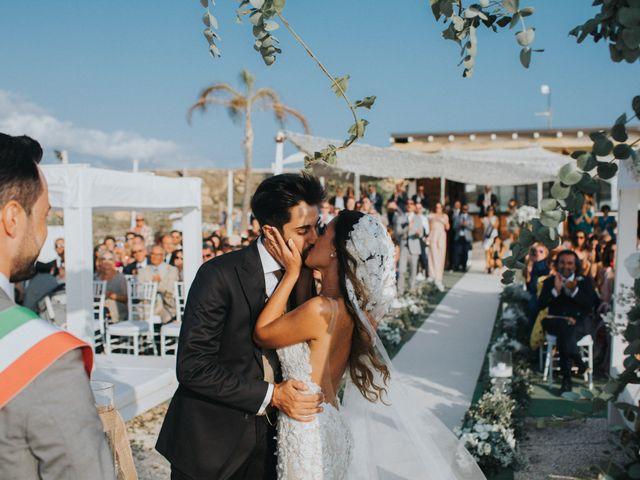 Il matrimonio di Jeff e Angela a Mazara del Vallo, Trapani 56