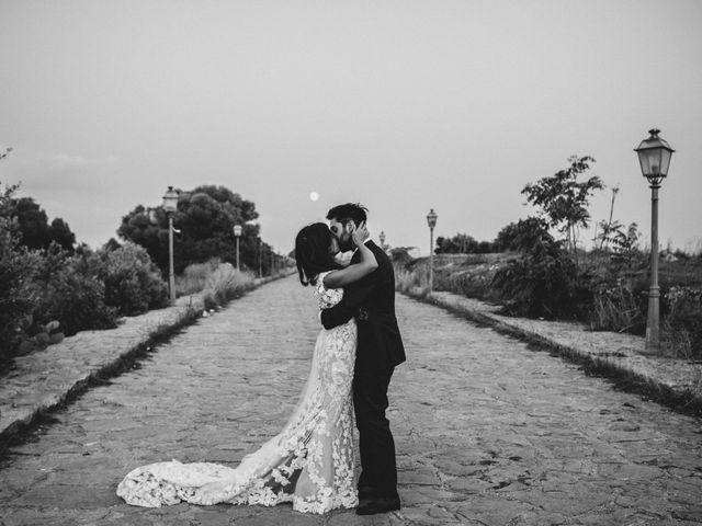 Il matrimonio di Jeff e Angela a Mazara del Vallo, Trapani 77