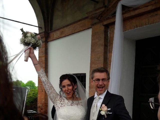 Il matrimonio di Alberto e Mariangela  a Calvenzano, Bergamo 3