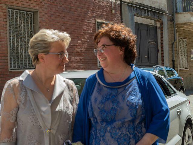 Il matrimonio di Catia e Stefania a San Francesco al Campo, Torino 1