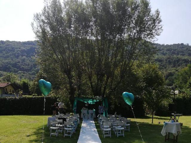 Il matrimonio di Simone e Denise  a Cuveglio, Varese 20