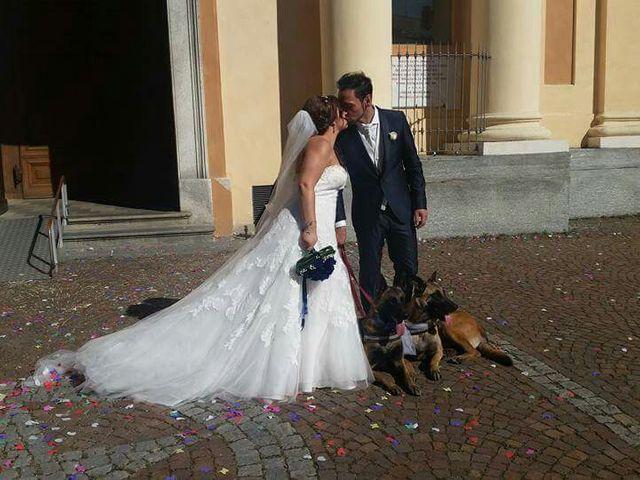 Il matrimonio di Luca e Cassandra a Grugliasco, Torino 1