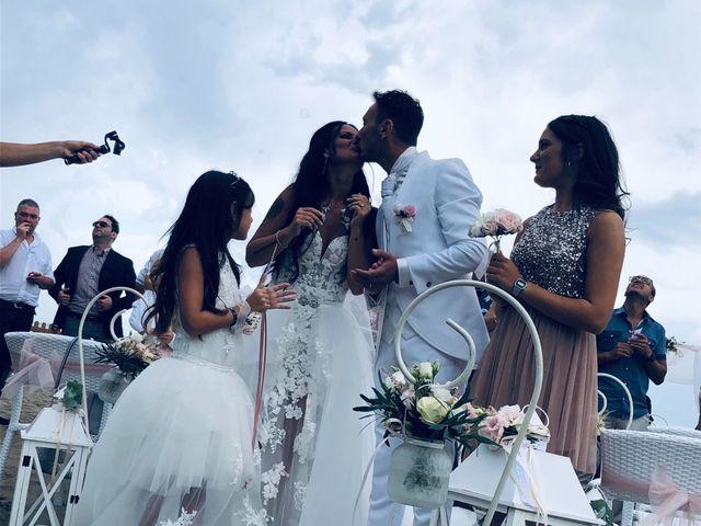 Il matrimonio di Daniele e Ornella a Castagneto Carducci, Livorno 4