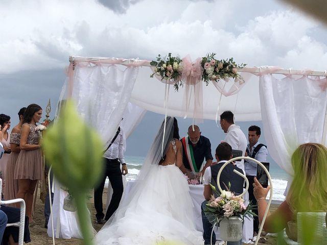Il matrimonio di Daniele e Ornella a Castagneto Carducci, Livorno 6