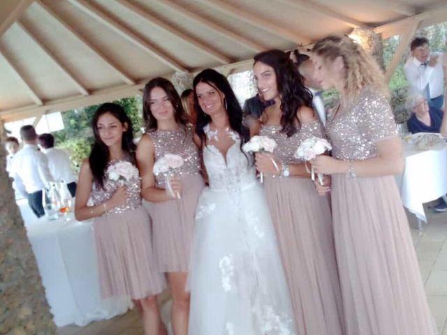 Il matrimonio di Daniele e Ornella a Castagneto Carducci, Livorno 2