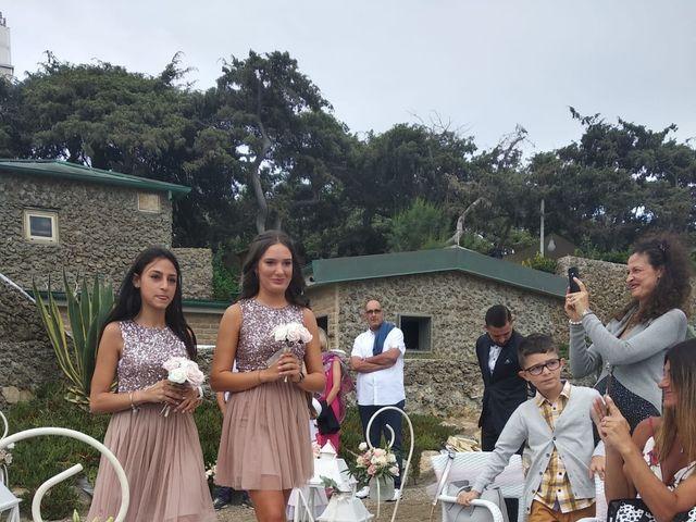 Il matrimonio di Daniele e Ornella a Castagneto Carducci, Livorno 19