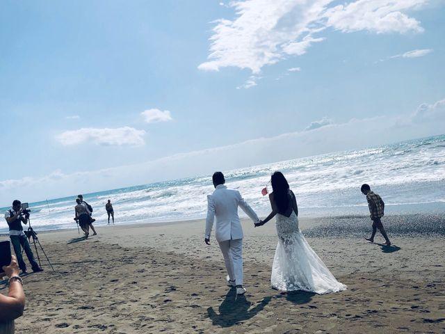Il matrimonio di Daniele e Ornella a Castagneto Carducci, Livorno 27